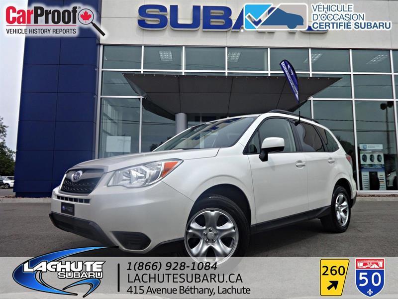 Subaru Forester 2014 i #A2021
