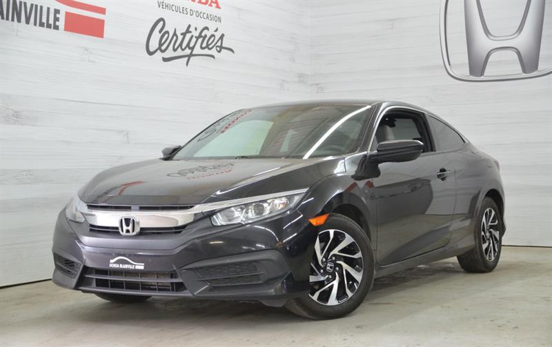 Honda Civic Coupé 2016 2 Portes Lx Manuelle #U-1269