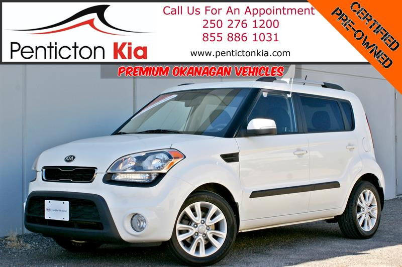 2013 Kia Soul 2u - Heated Seats, Air Conditioning, Bluetooth #18PK25
