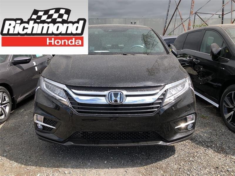 2019 Honda Odyssey Touring #Y0022