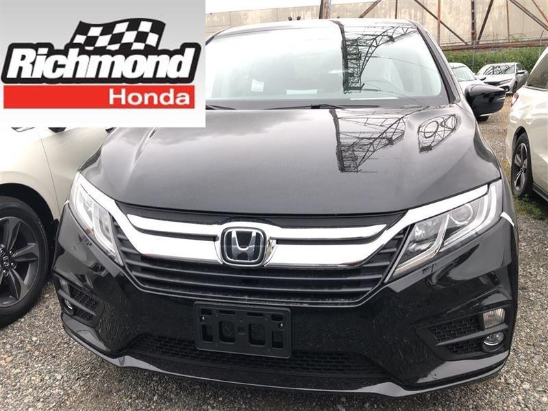 2019 Honda Odyssey EX #Y0044