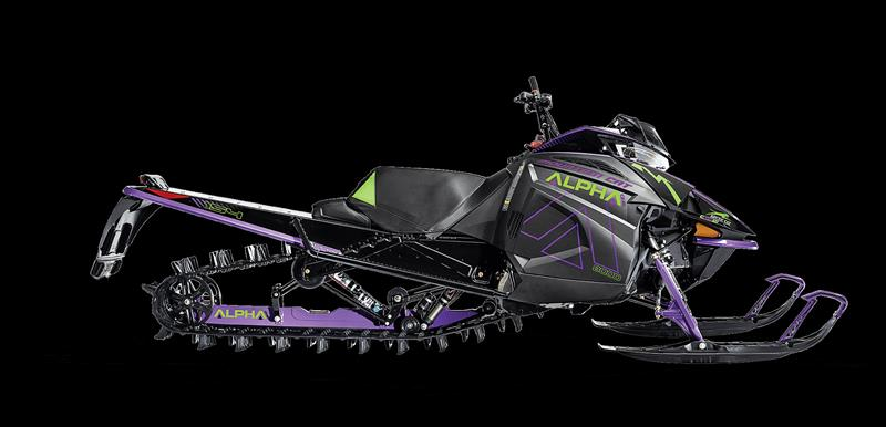 Arctic Cat M 8000 MOUNTAIN CAT ALPHA ONE 154 2019