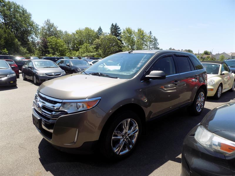Ford EDGE 2012 4dr Limited AWD #AD7023