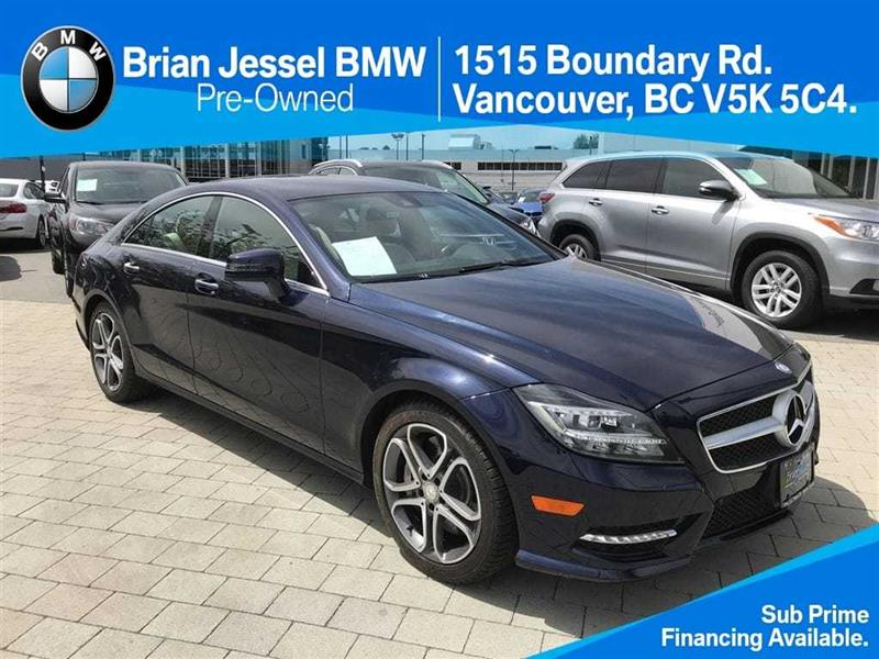2013 Mercedes-Benz CLS-Class CLS550 4MATIC Coupe #BP6603