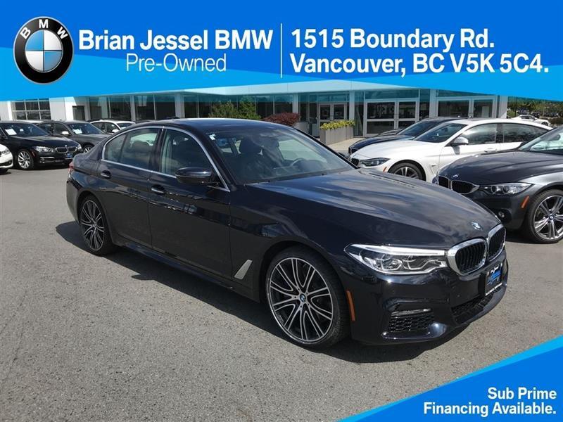 2018 BMW 5-Series 540I xDrive Sedan #BP6524