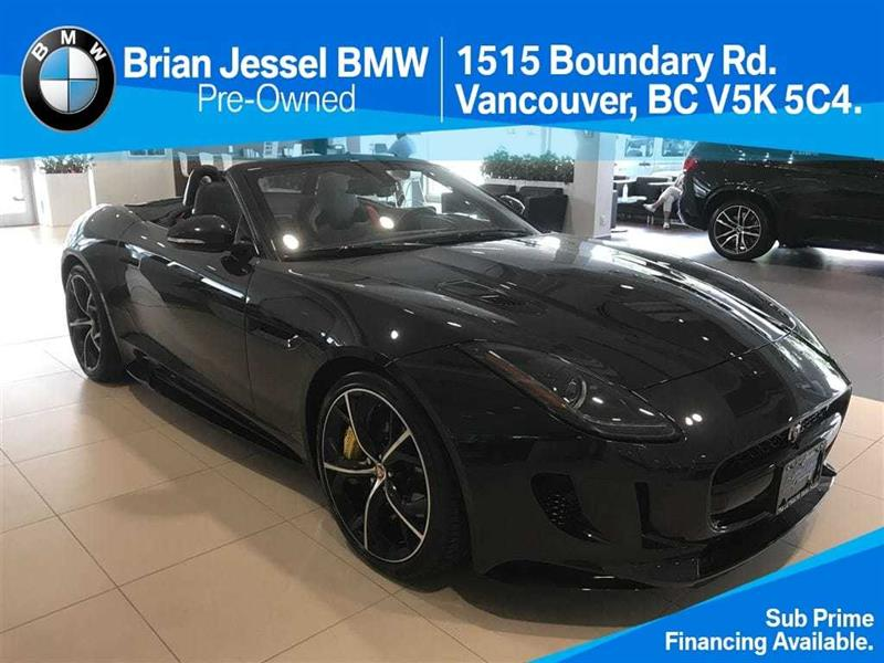 2016 Jaguar F-TYPE Convertible R AWD #BP6734