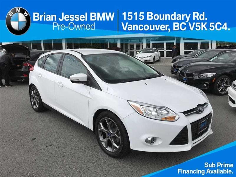 2013 Ford FOCUS SE Hatchback #BP6642