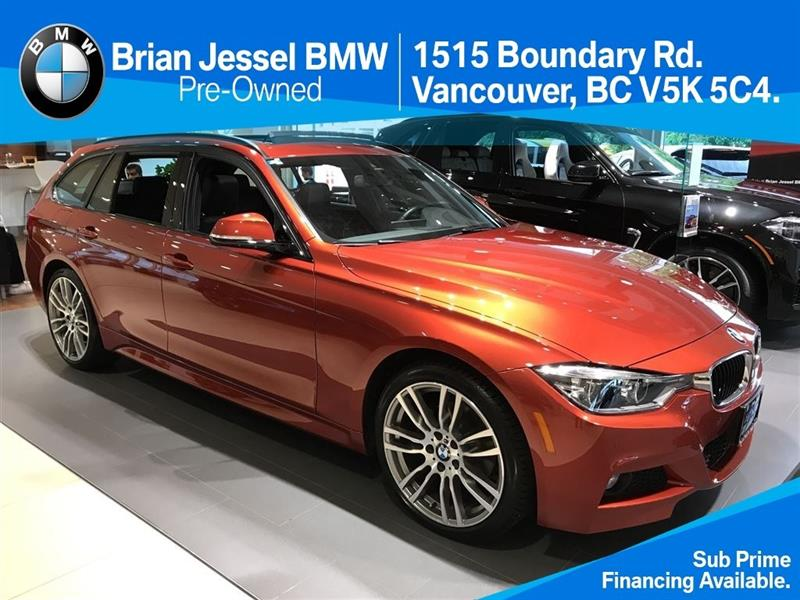 2018 BMW 3-Series 328d xDrive Touring #BP6525