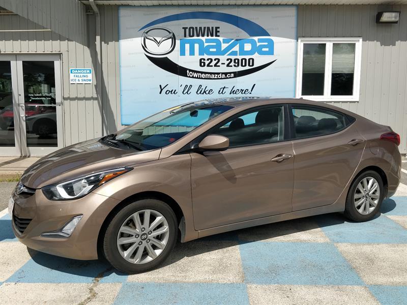 2016 Hyundai Elantra 4dr Sdn #18334A