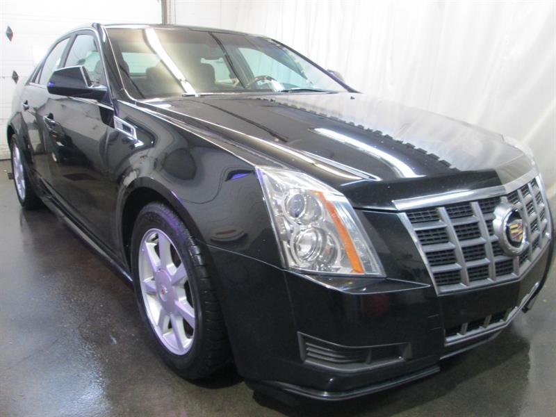 Cadillac CTS Sedan 2012 AWD 3.0L Luxury Package #8-0216