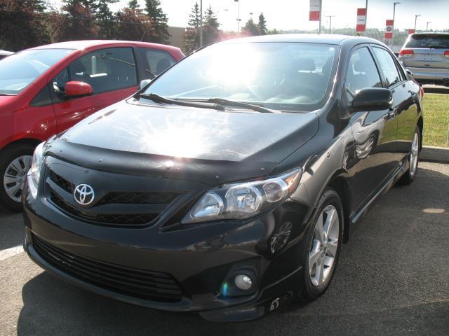 Toyota Corolla 2013 4dr Sdn #7438B