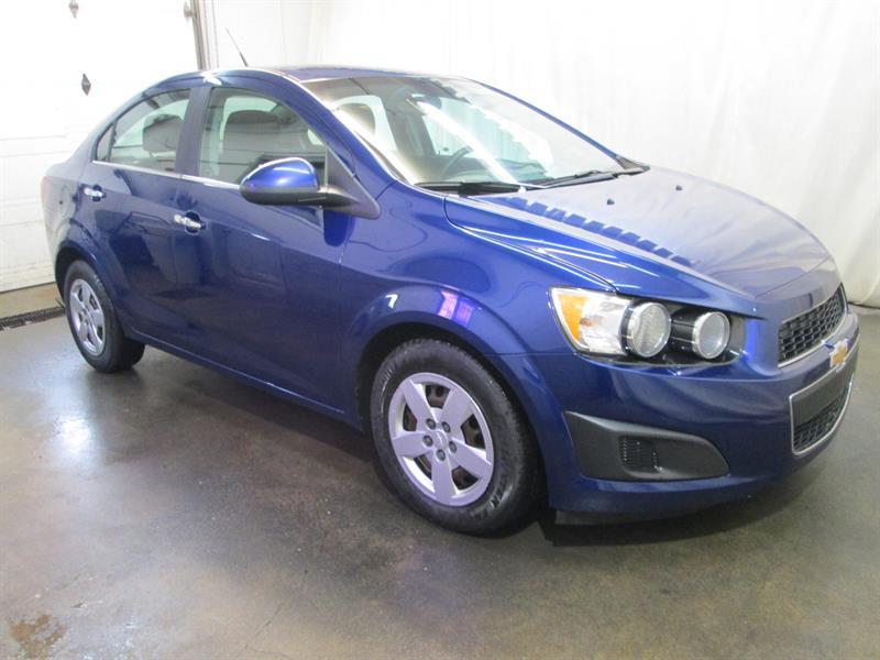 Chevrolet Sonic 2012 LT #8-0215