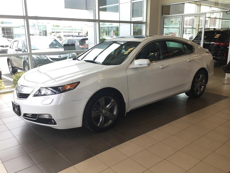 Acura TL 2014 SH-AWD ** TECH ** GPS #pu5863