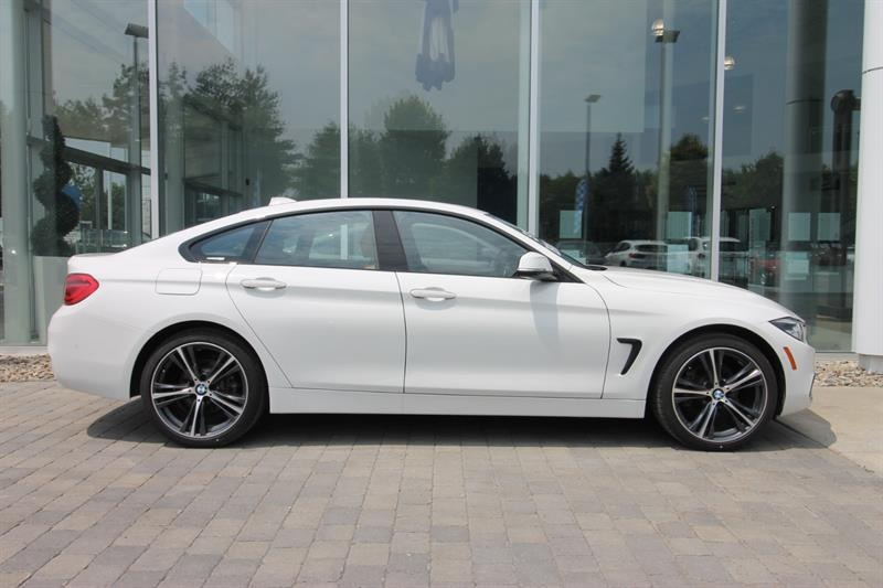 2018 BMW 4 Series 430i xDrive Gran Coupe #18-053N