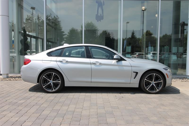 2018 BMW 4 Series 430i xDrive Gran Coupe #18-039N