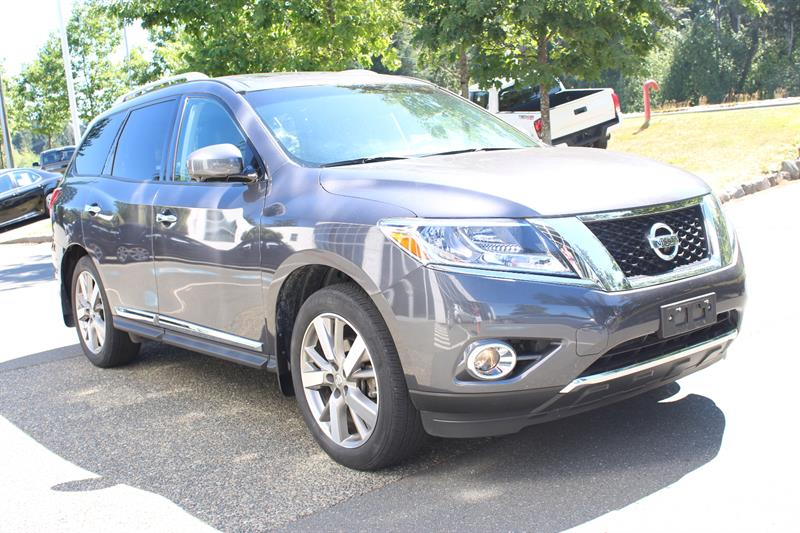 2014 Nissan Pathfinder 4WD 4dr #12050A