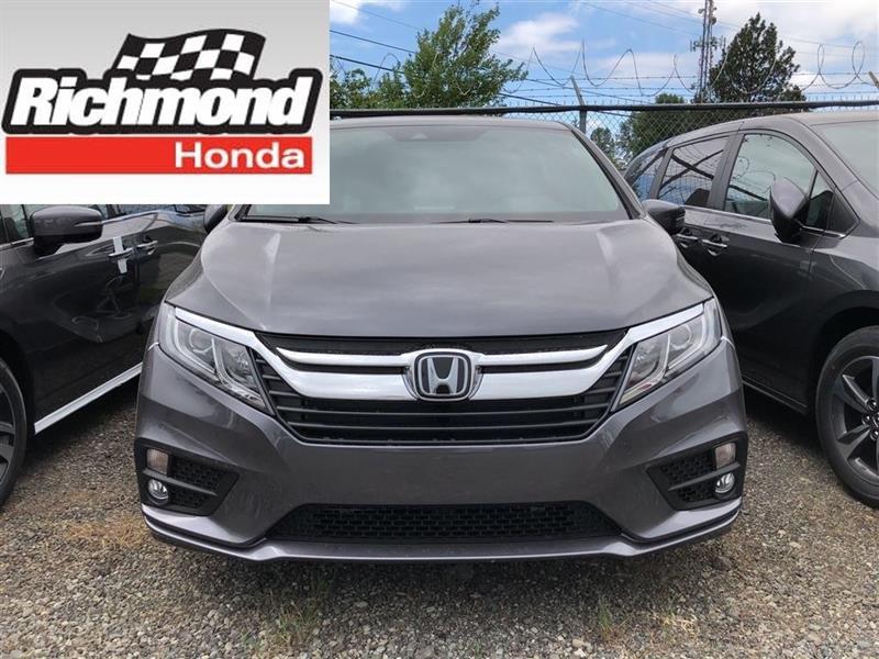 2019 Honda Odyssey EX #Y0028