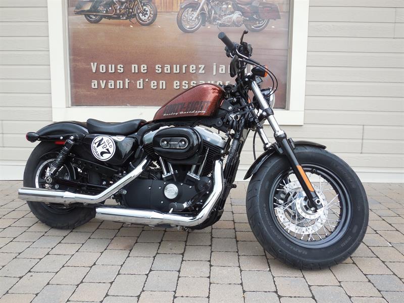 Harley Davidson XL 1200X 2013
