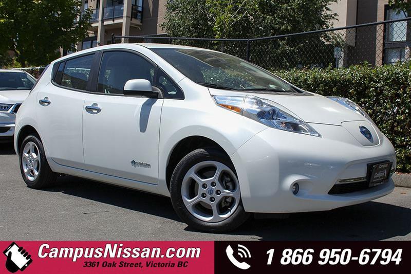 2013 Nissan Leaf SV Hatchback #JN2958