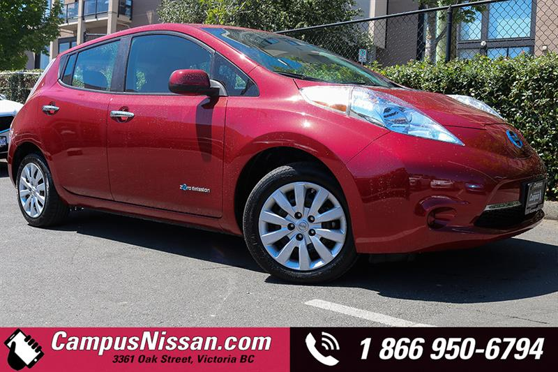 2015 Nissan Leaf S Hatchback #JN2951