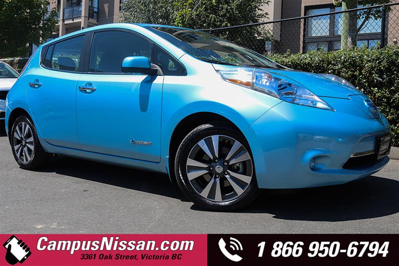 2015 Nissan Leaf SV Hatchback  #JN2952