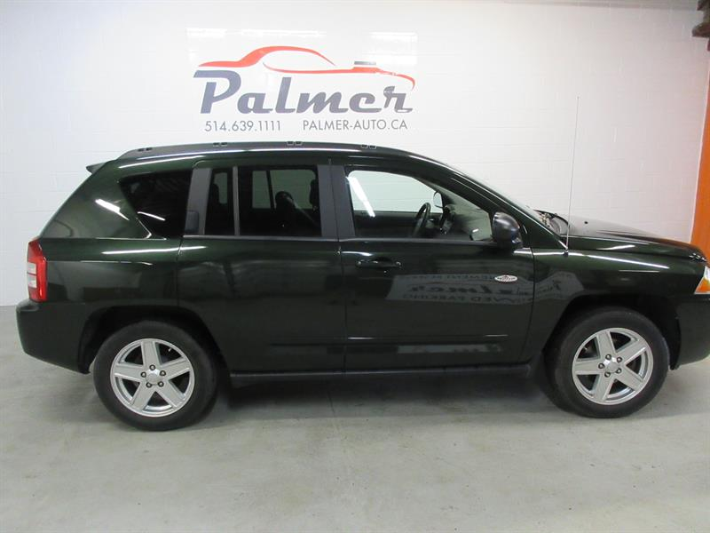Jeep Compass 2010 4WD 4dr #17686