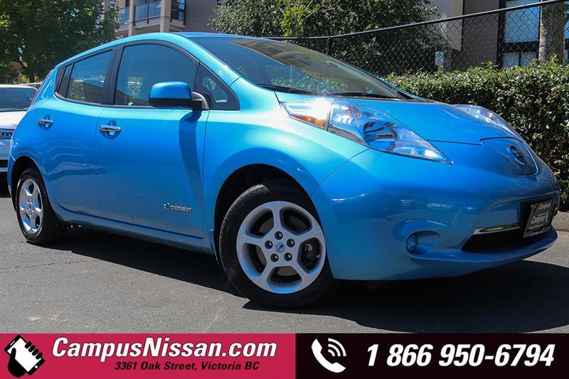 2014 Nissan Leaf SV Hatchback #JN2957