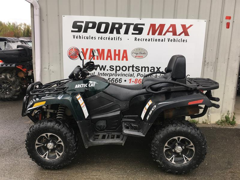 Arctic Cat TRV 550 2013