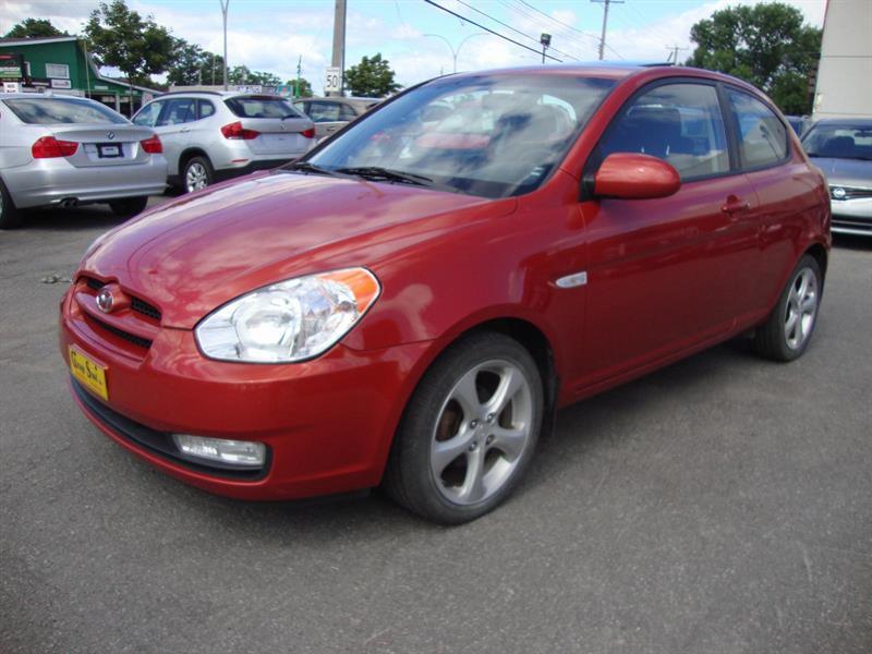 2008 Hyundai Accent GLS w/Sport Pkg 2DR HATCHBACK #S45