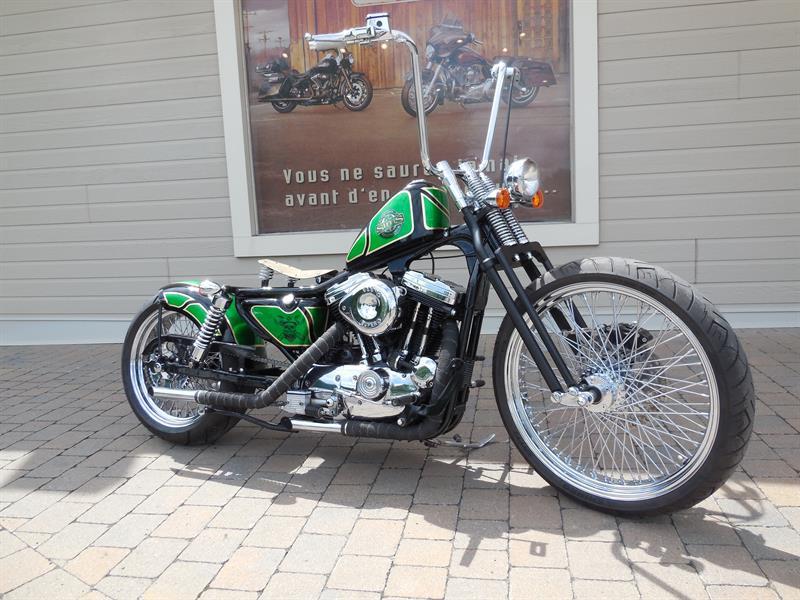 Harley Davidson Sportster XL883 1987