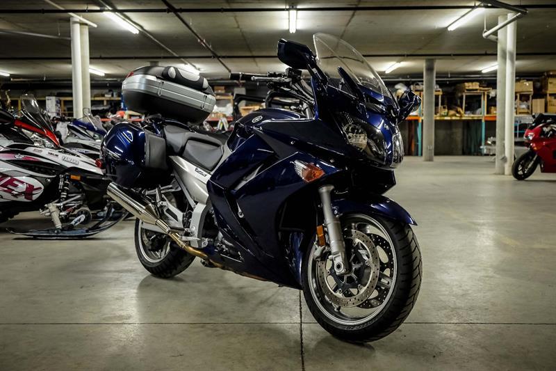 Yamaha FJR1300 2012