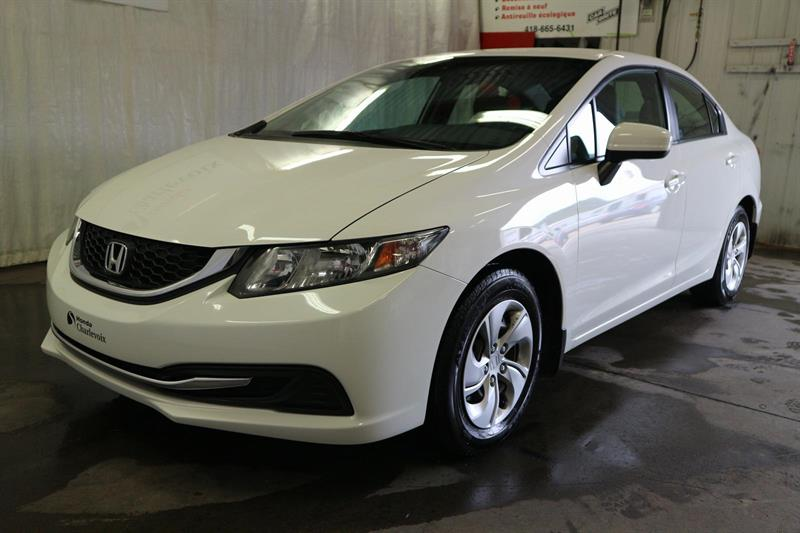 Honda Civic Sedan 2015 LX #C2953A