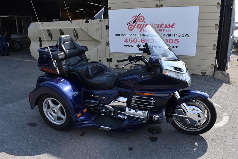 Honda GL1500 SE GOLD WING 2000