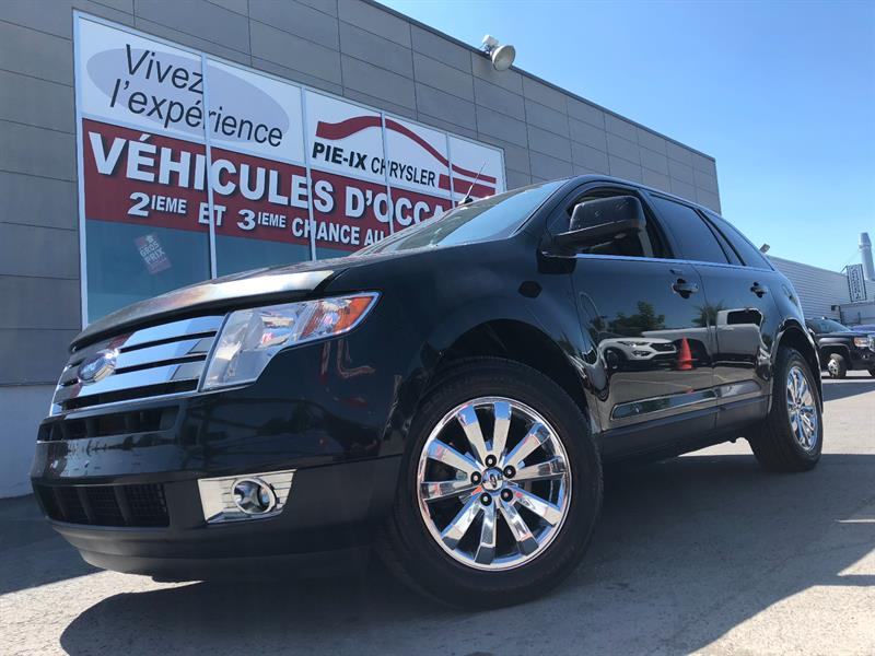 Ford EDGE 2009 4dr Limited AWD+CUIR+TOIT+MAGS+WOW! #CT17747A