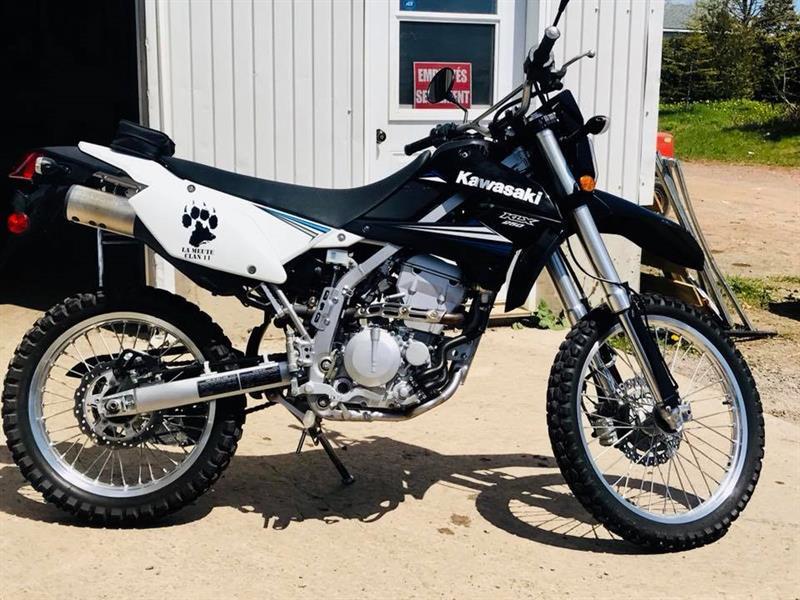 Kawasaki KLX250SF 2014