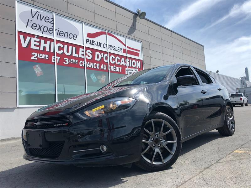 Dodge Dart 2013 4dr Sdn+RALLYE+MAGS+A/C+GR.ELEC+WOW! #UD4693