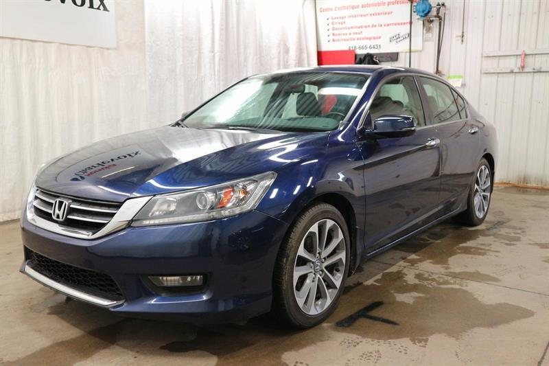 Honda Accord Sedan 2014 Sport #C2793A