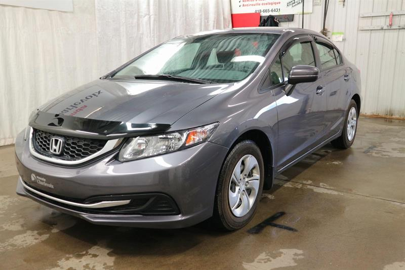 Honda Civic Sedan 2015 LX #C2824A
