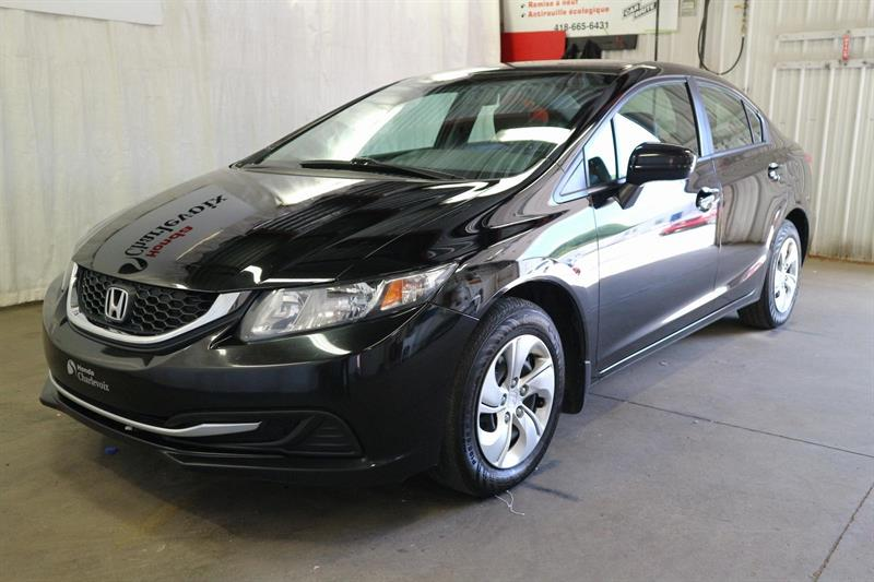 Honda Civic Sedan 2015 LX #C2901A