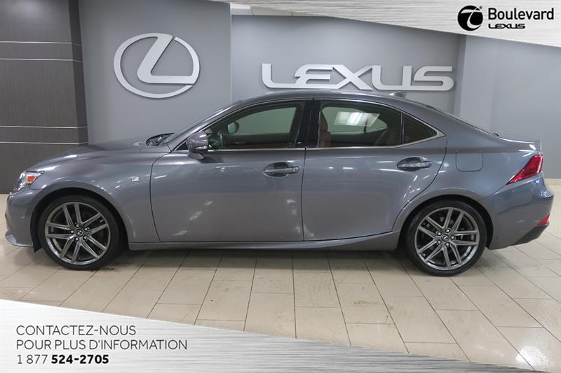Lexus IS 250 2014 F SPORT 2 AWD #600743