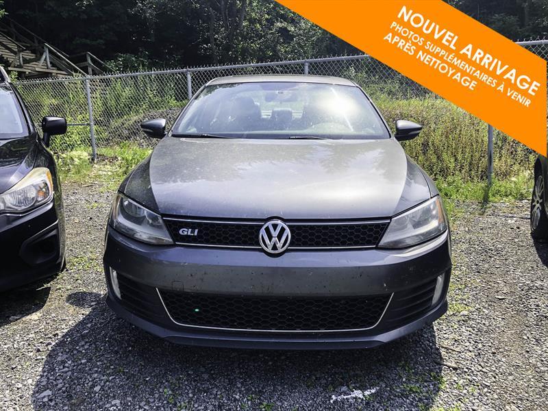 Volkswagen Jetta GLI 2012