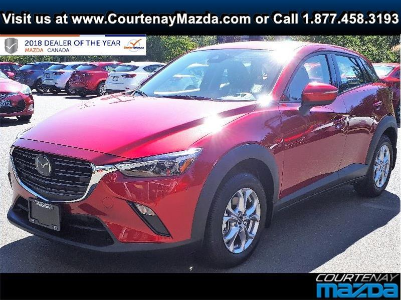 2019 Mazda CX-3 GS AWD at #19CX36074