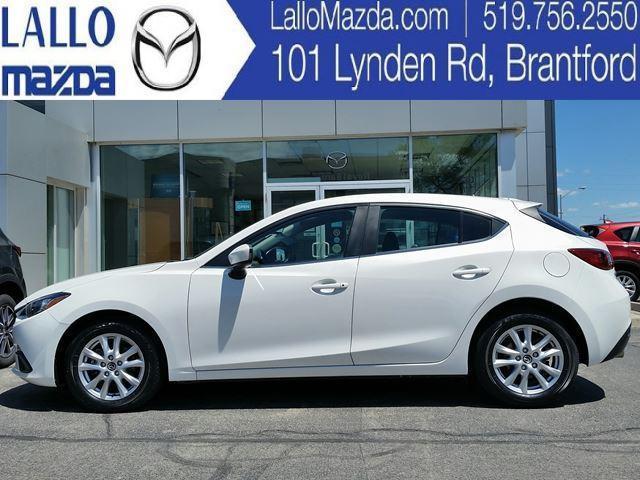 2015 Mazda MAZDA3 GS*MANUAL* #18233A