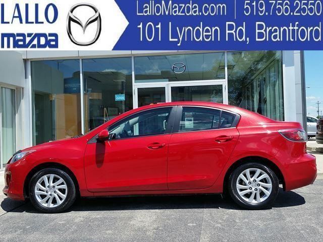 2012 Mazda 3 MAZDA3 GS *MANUAL* #18244A