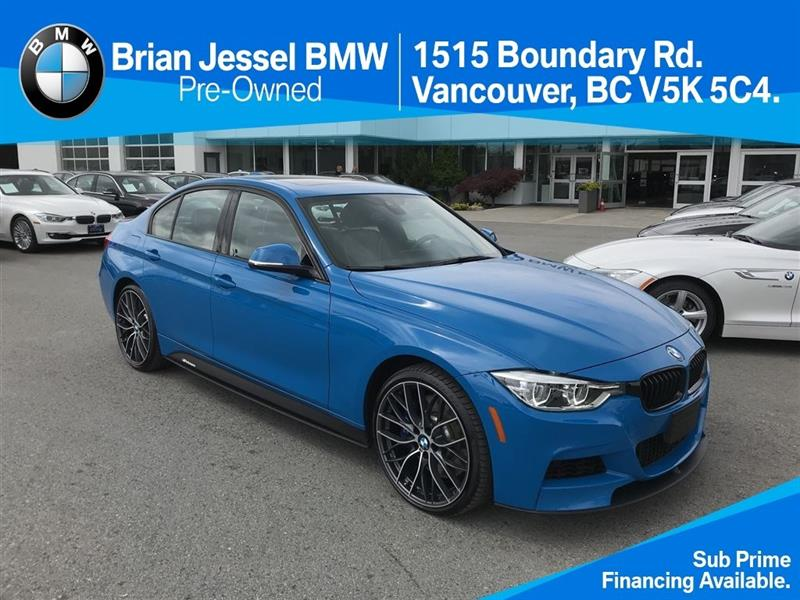 2017 BMW 3-Series 340i xDrive Sedan #BP6818