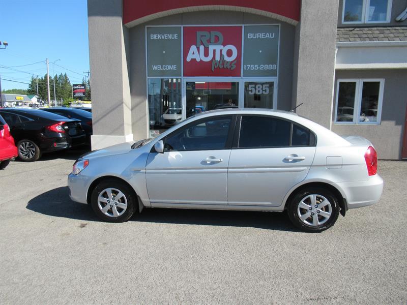 Hyundai Accent 2011 HB GL #9867