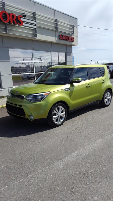 2015 Kia Soul 5dr Wgn Auto #SO36631A