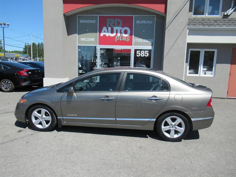 Honda Civic 2006 EX** TOIT **MAG** #9893