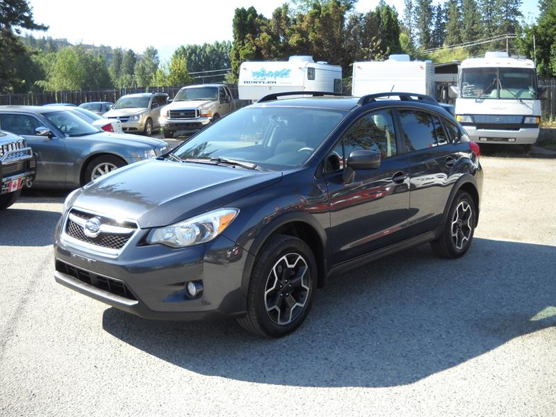 2015 Subaru Xv Crosstrek 5dr Man 2.0i  #A8000