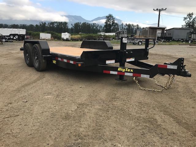 2019 Bigtex 14FT-16 7X16 Tilt
